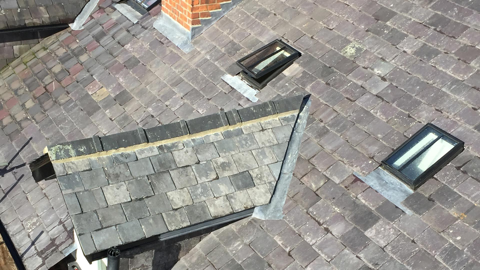 standard roofing additions are able to be carried our by our team